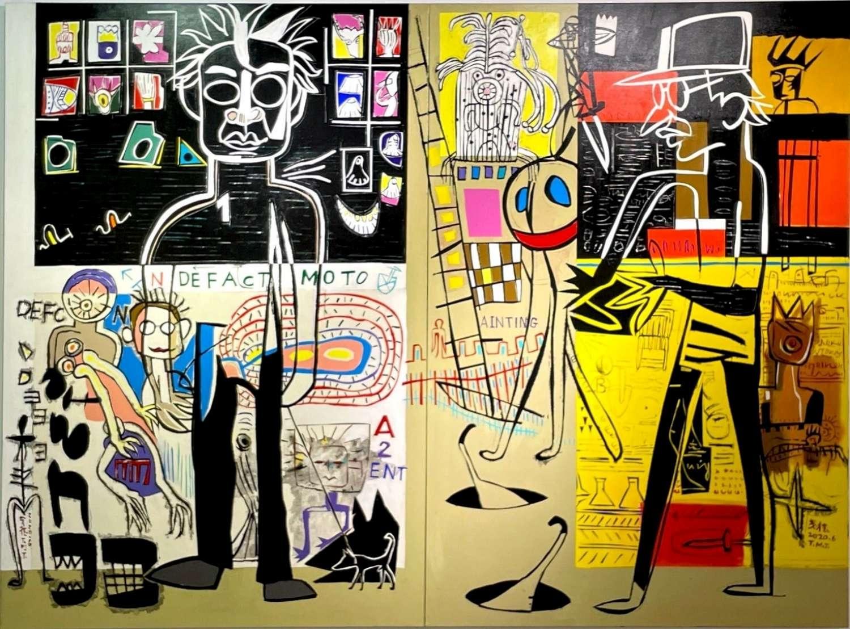 在家防疫也能看展覽 新竹241藝術空間 線上展覽正式上線