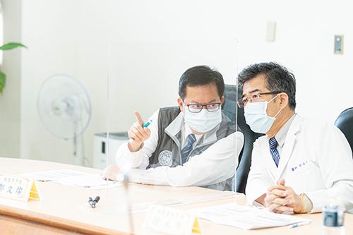 桃市應用智慧醫療科技,預防前線檢疫院所患者「寧靜缺氧」