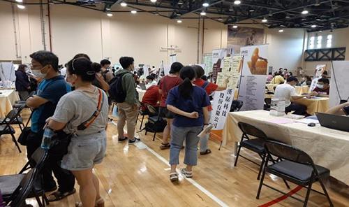 新竹縣科技產業重鎮就業機會多多 勞動參與率全台第一、失業率第二低