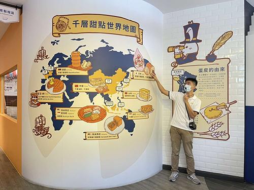 雲林縣首座糕點觀光工廠通過觀光工廠續期評鑑標章