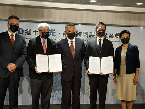 國光生攜手BD戰略合作 搶攻1200億美元商機