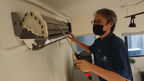新北助節能打造潔淨防疫辦公環境 經發局推出空調保養優惠