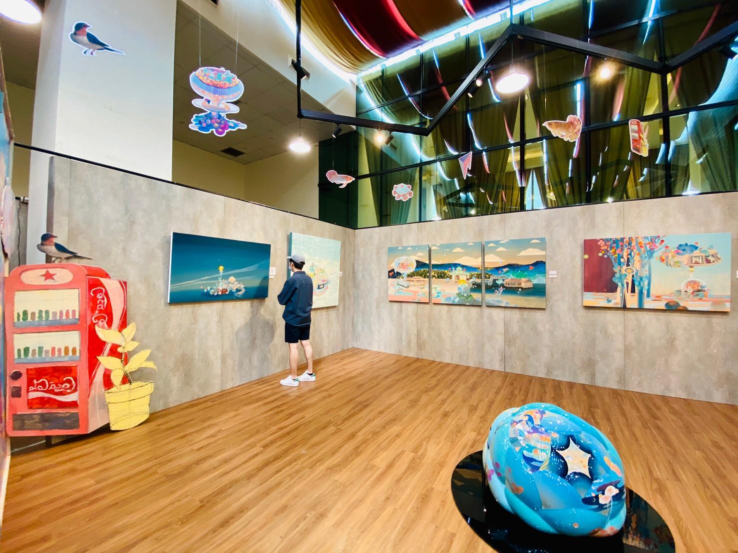 2021 新光三越這夏系列十週年開箱 【是誰切洋蔥】網羅 20 組揚名國際台灣藝術家全台巡迴展出